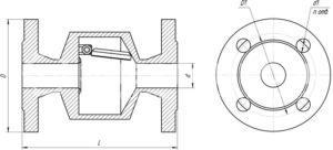 Клапана 19с38нж ДУ15, Ду20, Ду25, Ду32.