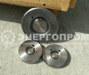 Клапан обратный стальной 19с80нж Ду32-80 Ру40 межфланцевый
